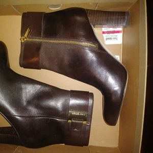 Kennith Cole Ankle Boots